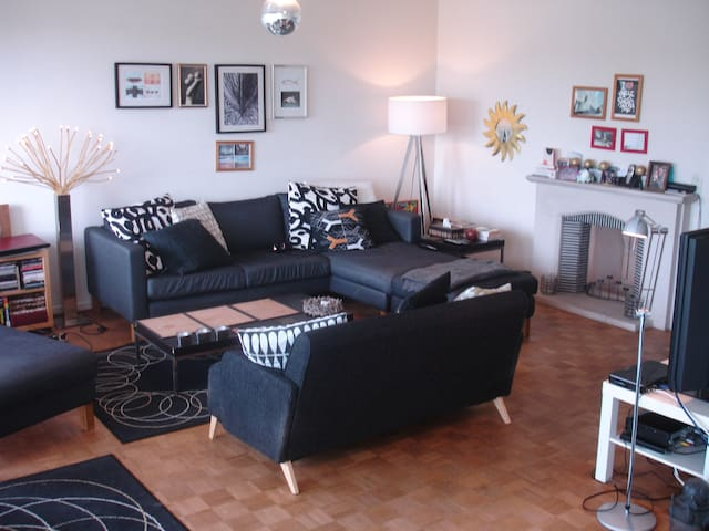 Comfy pied-à-terre in EU Capital - Watermael-Boitsfort - Byt