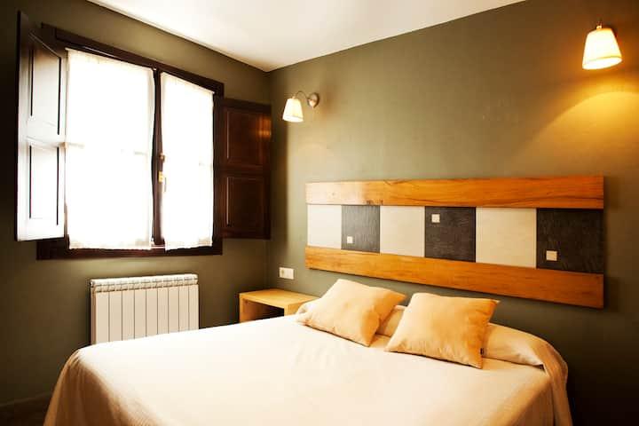 Apartamento una habitacion 2/3pax