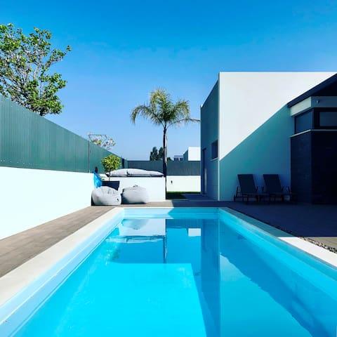 Villa moderne de vacances
