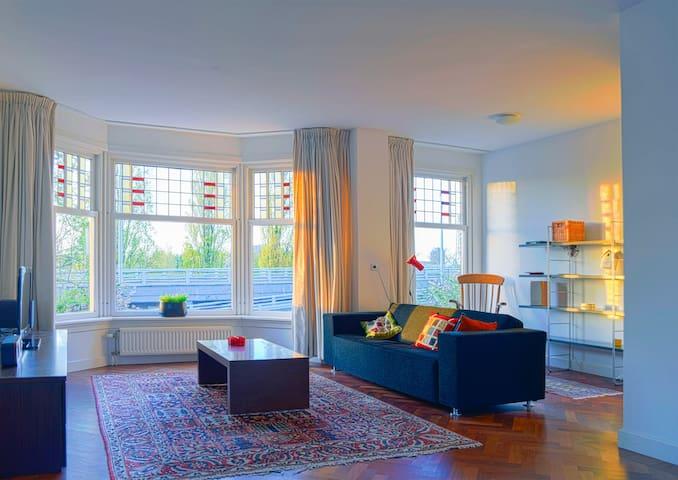 Luxe appartement vlak bij centrum Rotterdam - Rotterdam - Appartement
