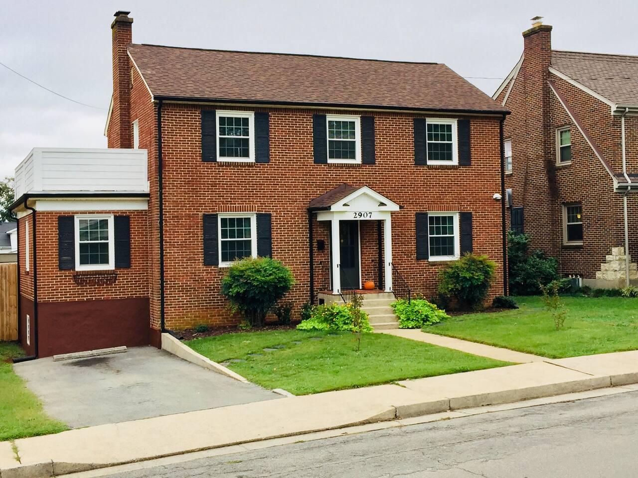 Ms Helen\'s on Huntington Feels like Home GreatBeds - Houses for Rent ...