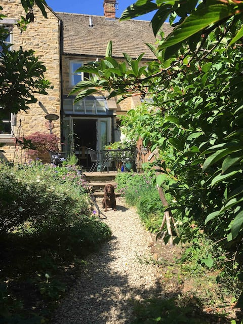 Family friendly property in the Cotswolds
