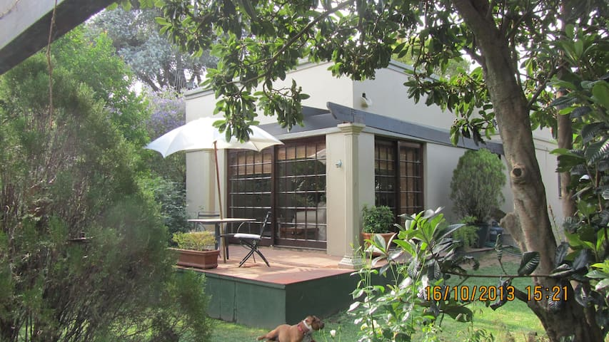 Garden Cottage to relax during Festive Season