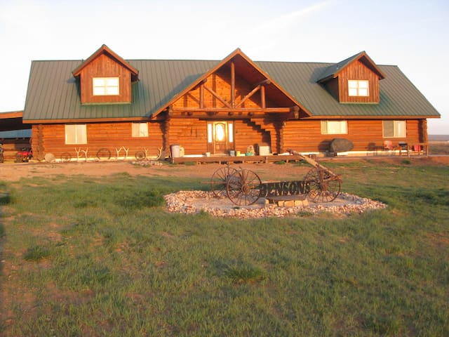 Horsehead Mountain 4 BR Lodge - Monticello - House