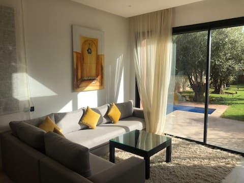 Studio avec piscine privée - AL MAADEN Marrakech