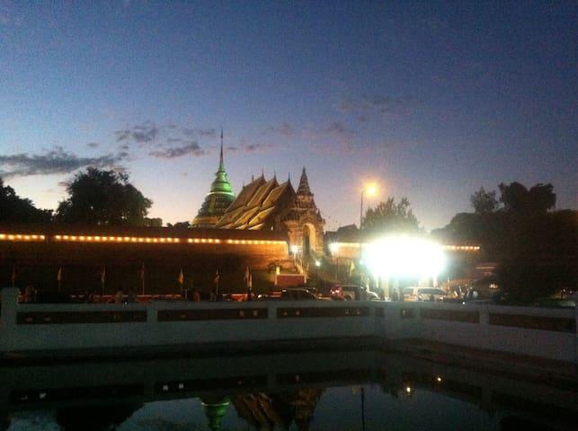 Tempel von Lampang Luang, der älteste in Thailand!