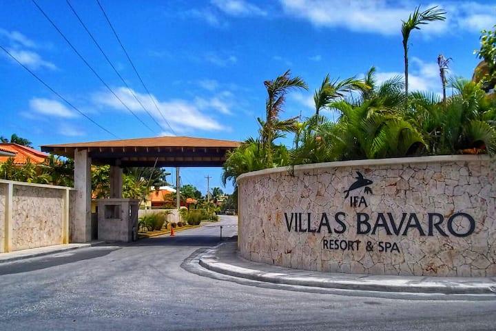 Chill apartment in IFA Beach Villas Bávaro