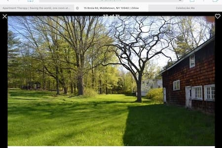 Secluded Farmhouse, Beautiful Land - Middletown - Ev