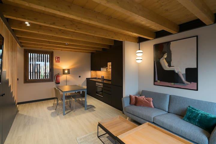 La Santilar, Apartamento 4