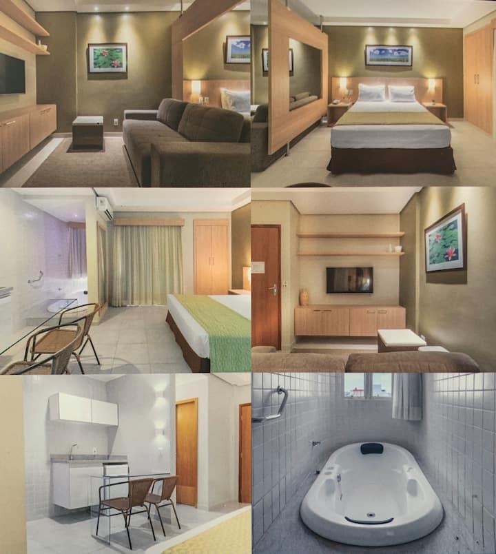 Apart Hotel - Caldas Novas