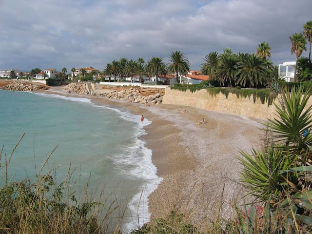 Vinaros - WIFI - Apartamento - 30 segundos del Mar - Vinaròs - อพาร์ทเมนท์