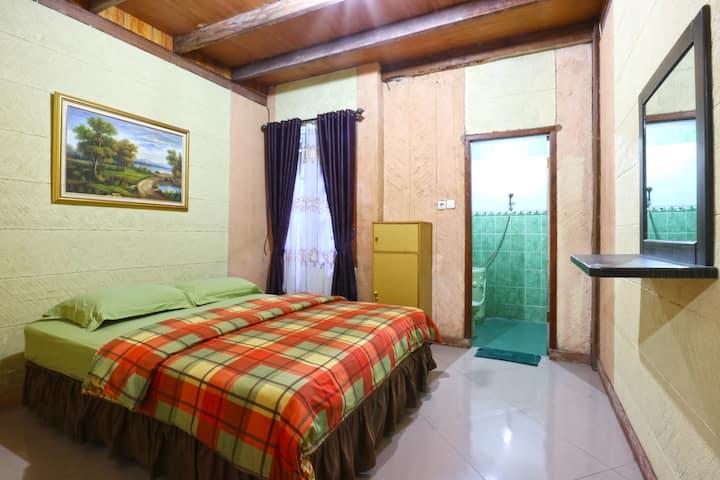 Comfy Two-Bedroom Bungalow at Villa Jatimas Hijau