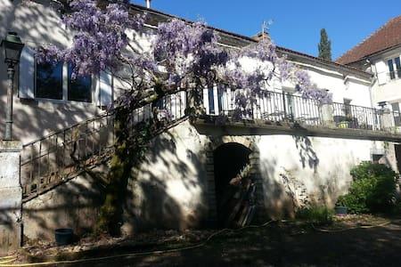 Le Figuier de Pauline - LOT EN QUERCY - Luzech - Rumah