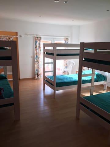 Litera 6, Hostel centro Ciutadella - Ciutadella de Menorca - Bed & Breakfast