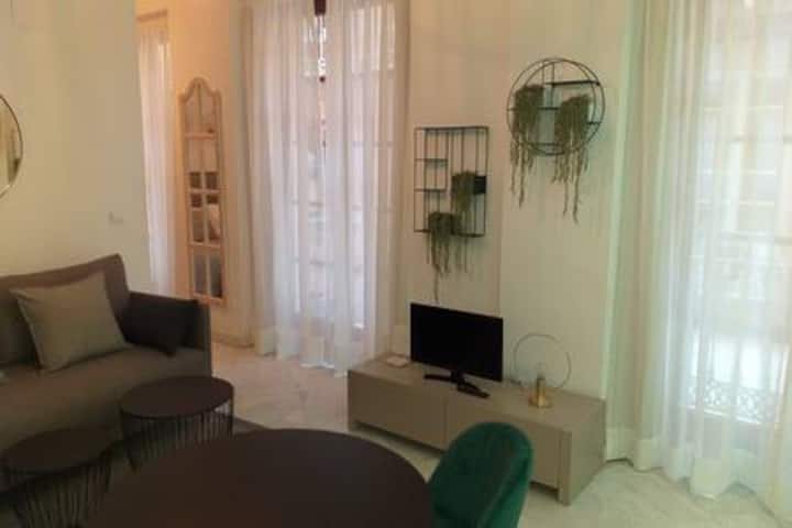 Apartment in the historic centre of Malaga