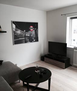 Nice apartment in the center of Odense - Odense - Apartment