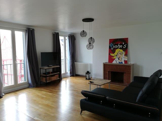 Appartement de 95m² au cœur de Louviers