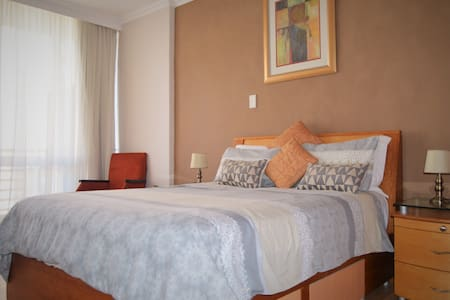 Beautiful - 2 BED - Umhlanga Village (CENTRAL) - Lejlighed