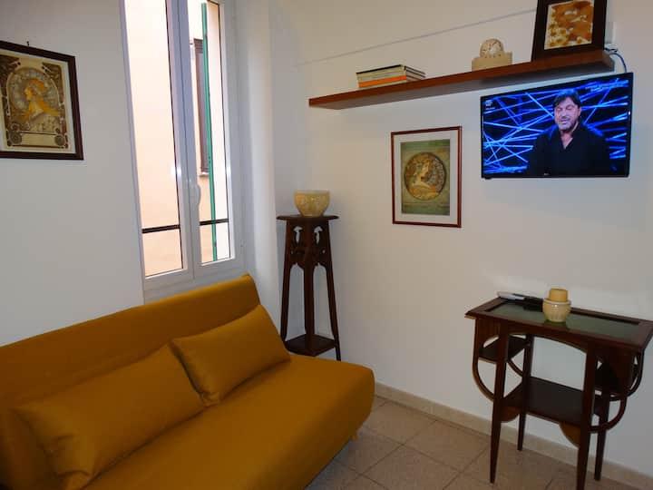 A Maduneta, grazioso alloggio in centro città