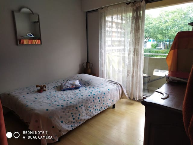 Belle Chambre  dans appartement partagé
