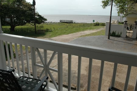 Ocean View! - 74 Steps to the Beach - Saint Simons Island - Wohnung