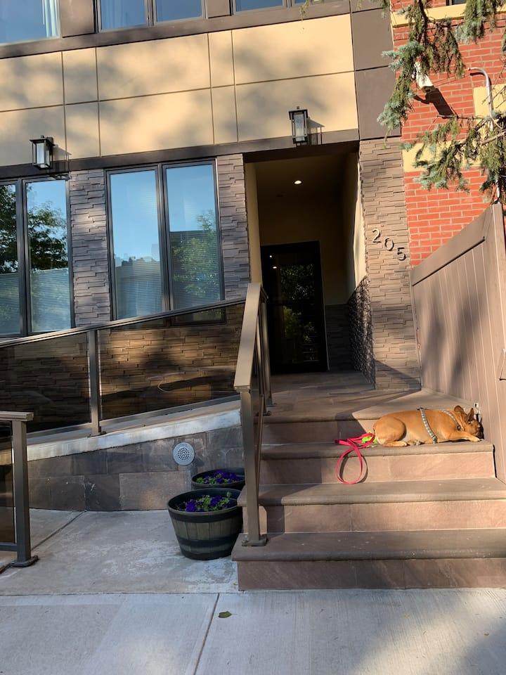 New condo in great neighborhood!