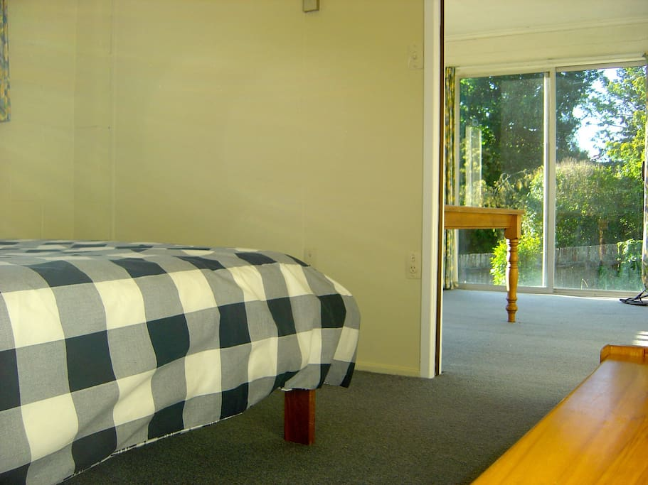 Large lounge area + Bedroom, Private Entry, Lots of storage space to lounge and stretch out