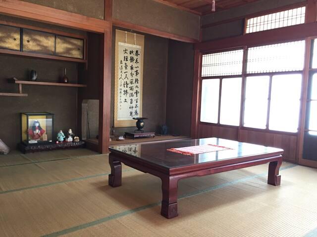 Japanese Old style House.
