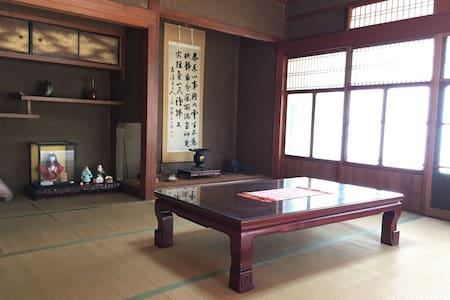 畳でひろびろ。昔ながらの奈良のおうち - Nara-shi