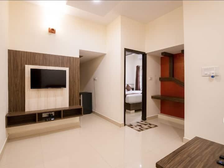 Omicron Hotel 1 BHK Studio Room  Manyata Tech Park