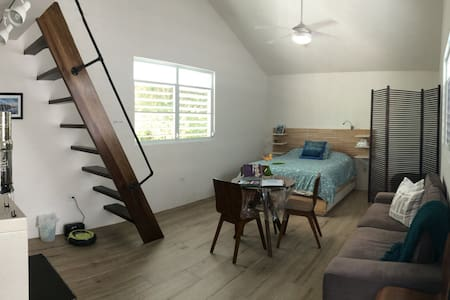 Clean & Breezy Casita AC WIFI 3 Bed - Rincón - House