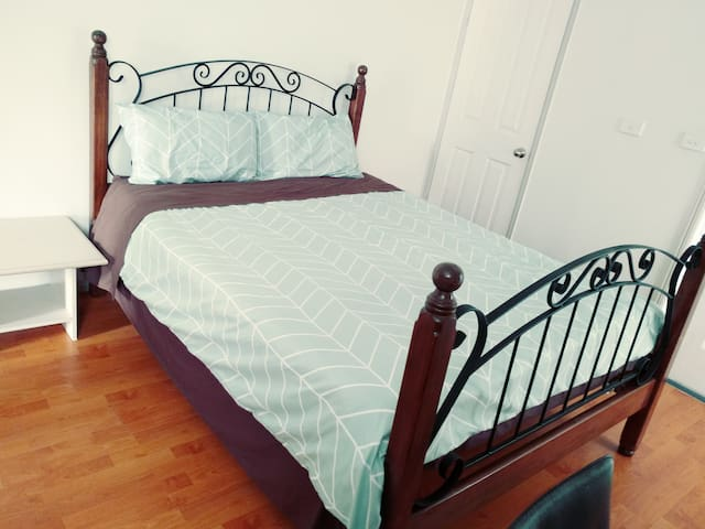 Qween size bed