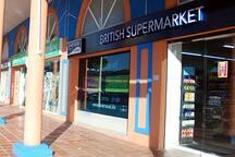 Supermercado/Supermarket
