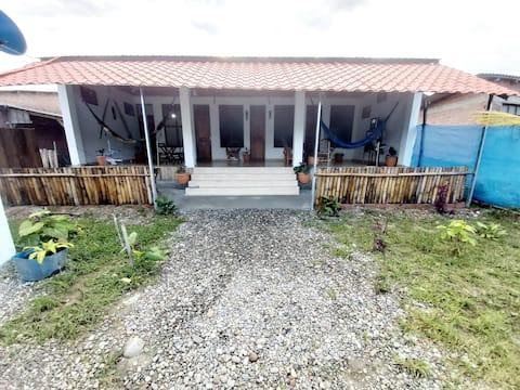 Cabaña familiar en Villa Tunari