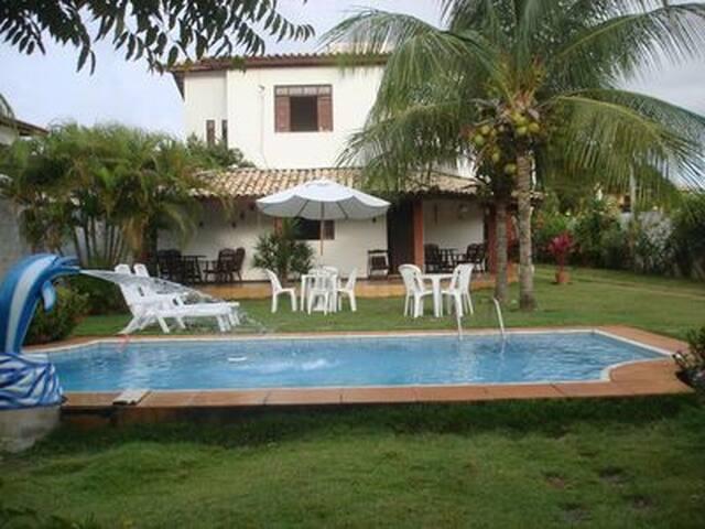 Casa Jardim das Pitangueiras