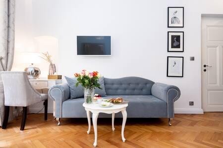 NEW Wenceslas Square apartment*****, Prague 1