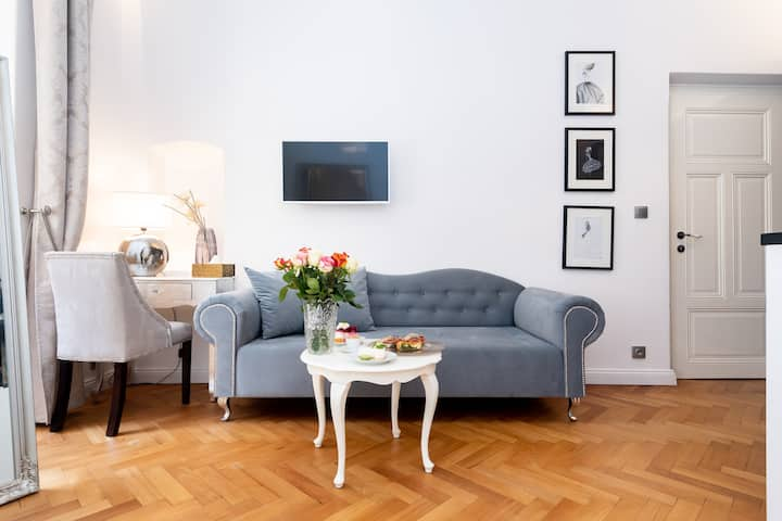 NEW Wenceslas Square apartment*****, Prague 1
