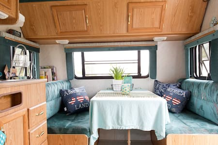 ★Charming Private Camper Near S.F.★ - El Cerrito