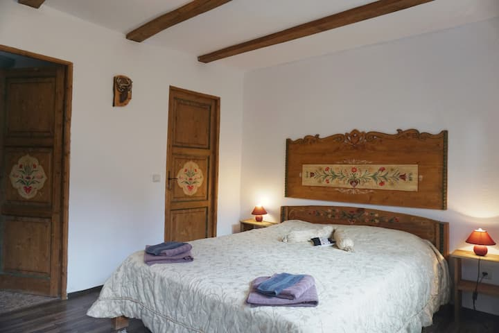 Lovely Private Room in Viscri, Ramona 143 Room #2