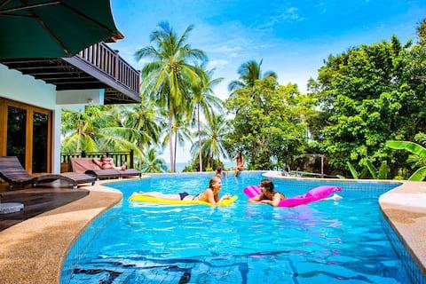 5 Star Villa Very Private & Spacious Thong Nai Pan