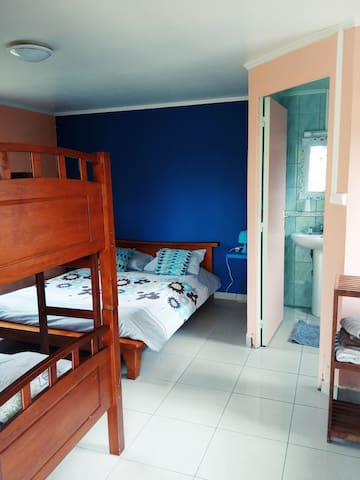 """Chambre confort """" les bungalows d'Emma """""""