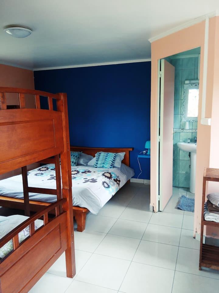 Chambre confort les bungalows d'Emma