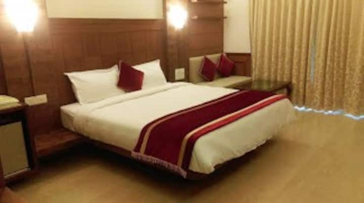 King Queen With Pool 5Min To Baga Beach SSBH