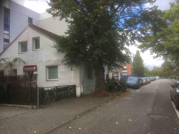 Kleine Oase in Hamburg Eimsbüttel