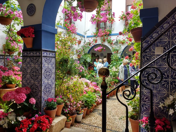 Triple Room in Casa Patio