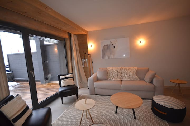 Les Gets - Splendid apartment in the village center