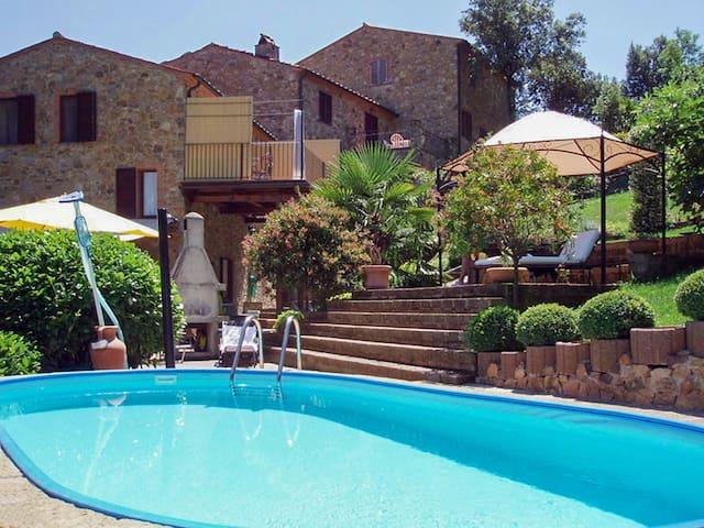 Exceptionnelle maison avec piscine