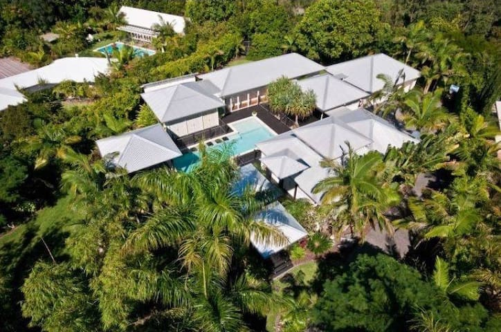 Magnificent resort style luxury - Noosa Heads - Rumah