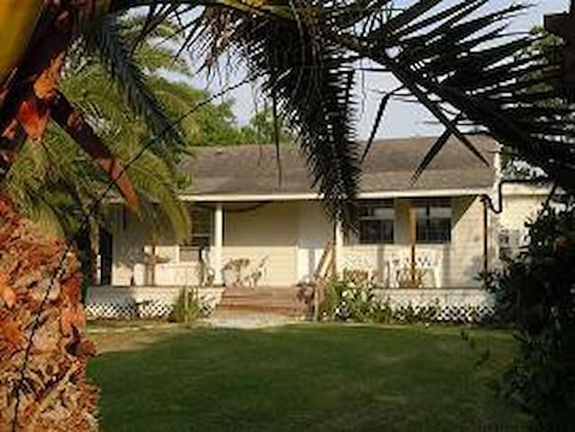 Baffin Bay Palms Cottage