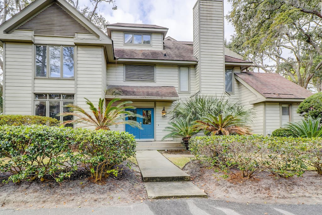 Welcome to Hilton Head Island! This property is professionally managed by TurnKey Vacation Rentals.